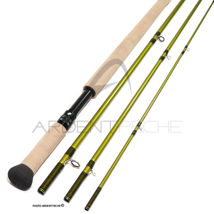 canne mouche sage pulse switch 11 4 soie 8 4 brins ardent fly fishing. Black Bedroom Furniture Sets. Home Design Ideas