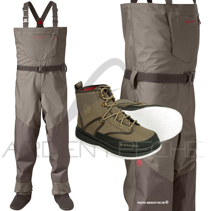 Pack waders redington palix chaussures palix feutre redington waders cuissardes ardent - Enlever odeur chaussure rapidement ...