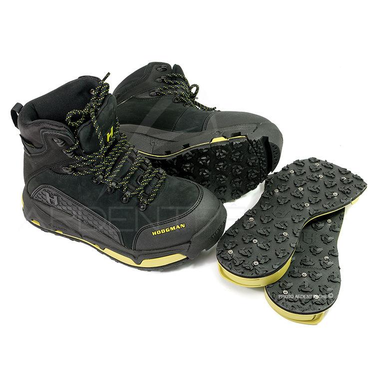 Caoutchouc Vion Wade De Lock Boot H Wading Hodgman Chaussures Semelle htrdQsC