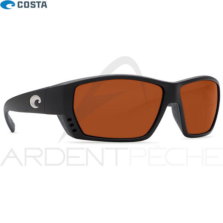 Lunettes polarisantes COSTA Tuna alley black 580P Cuivre (21 ... aa27d6e625d3