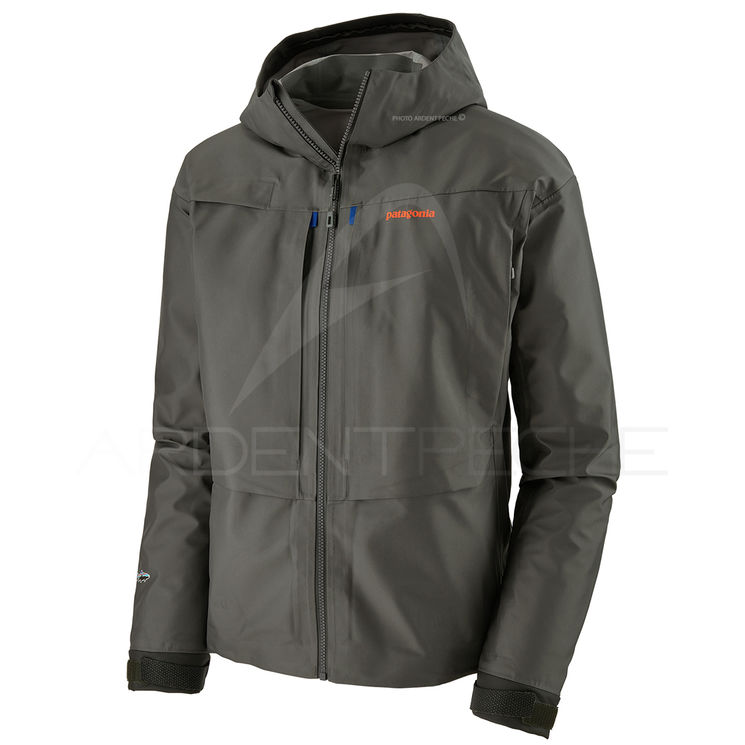 Veste PATAGONIA Men's River Salt Jacket Forge Grey