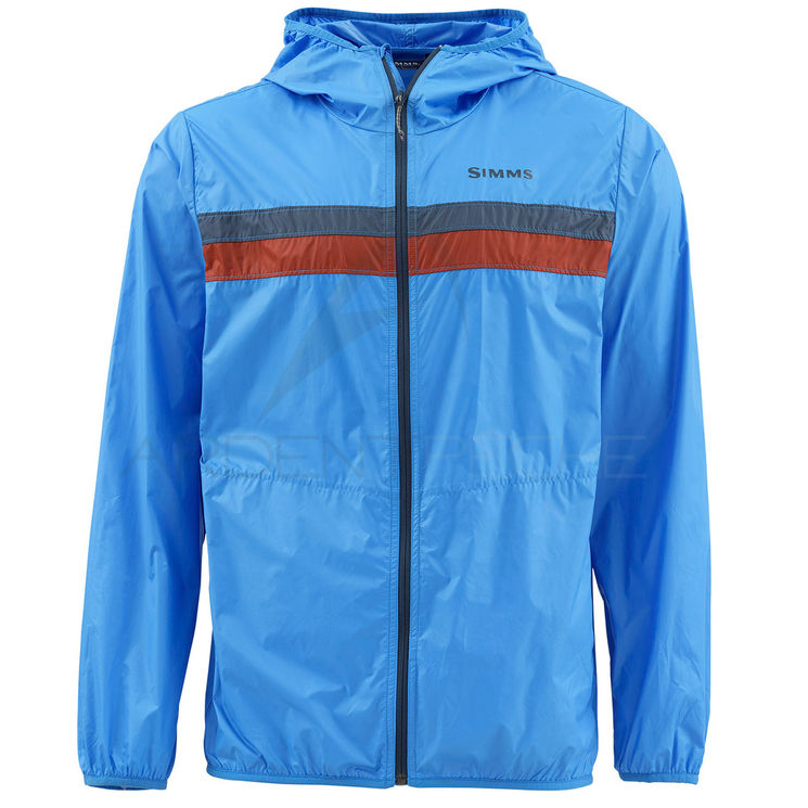 Veste SIMMS Fastcast Windshell Pacific