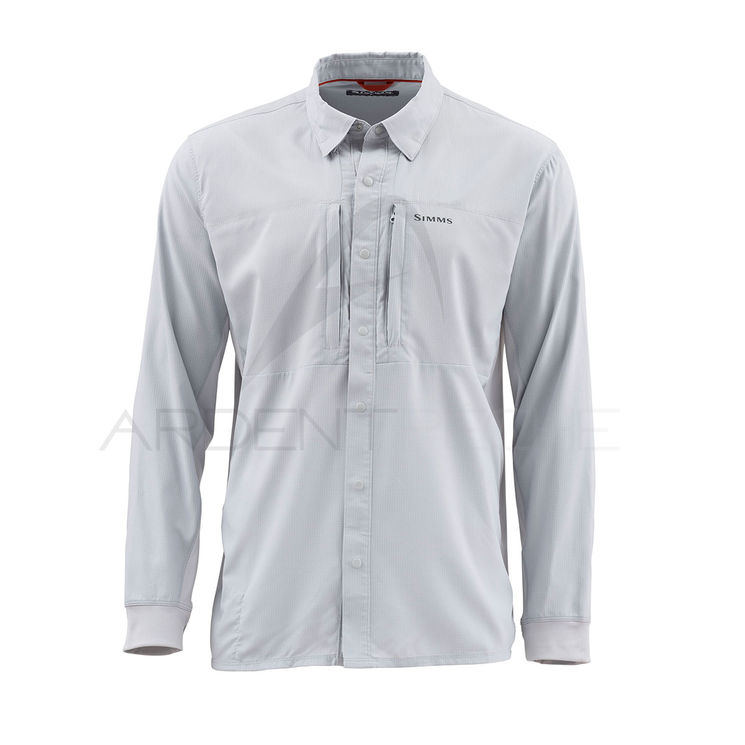 Chemise SIMMS Intruder BiComp Sterling