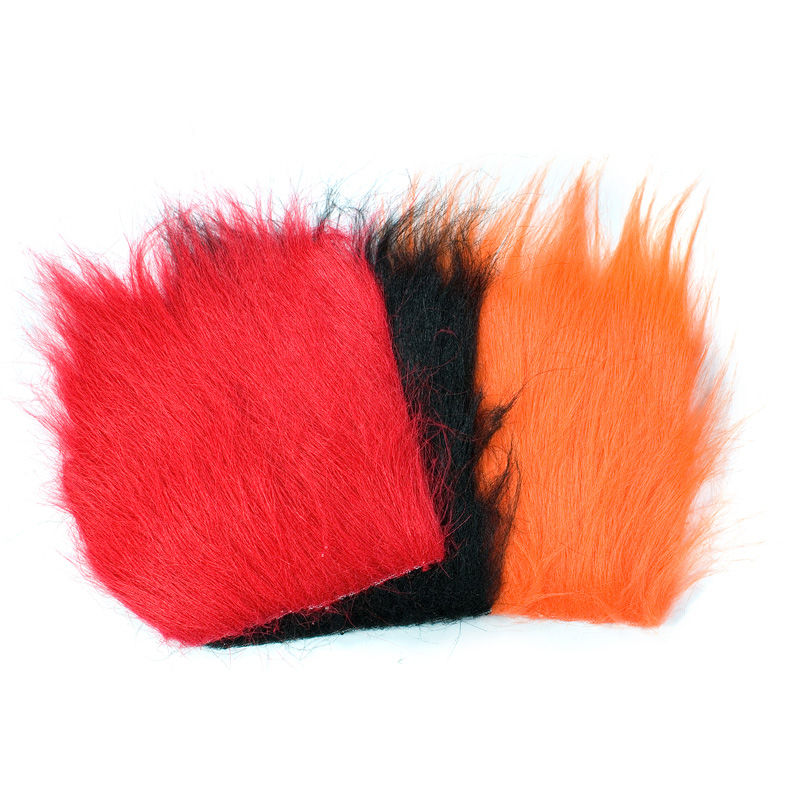 Craft fur mat riaux pour ailes montage des mouches for Furry craft